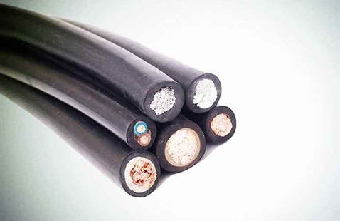 Specification and model of submersible pump cable